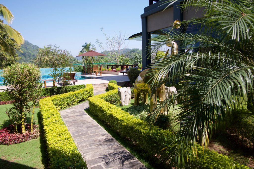 Sri Lanka: Hotel Review Earl´s Regent Kandy